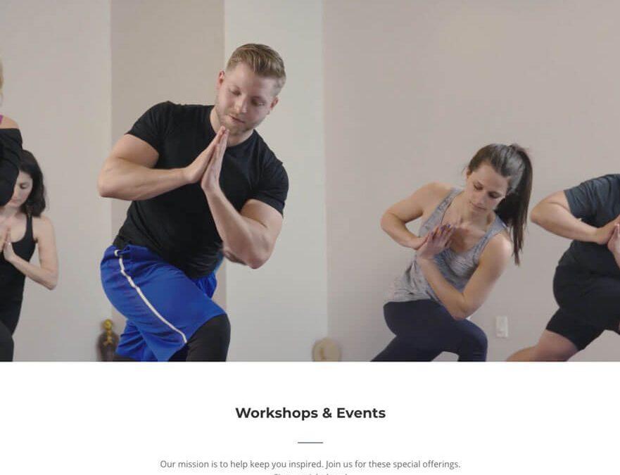Indigo Yoga Studios
