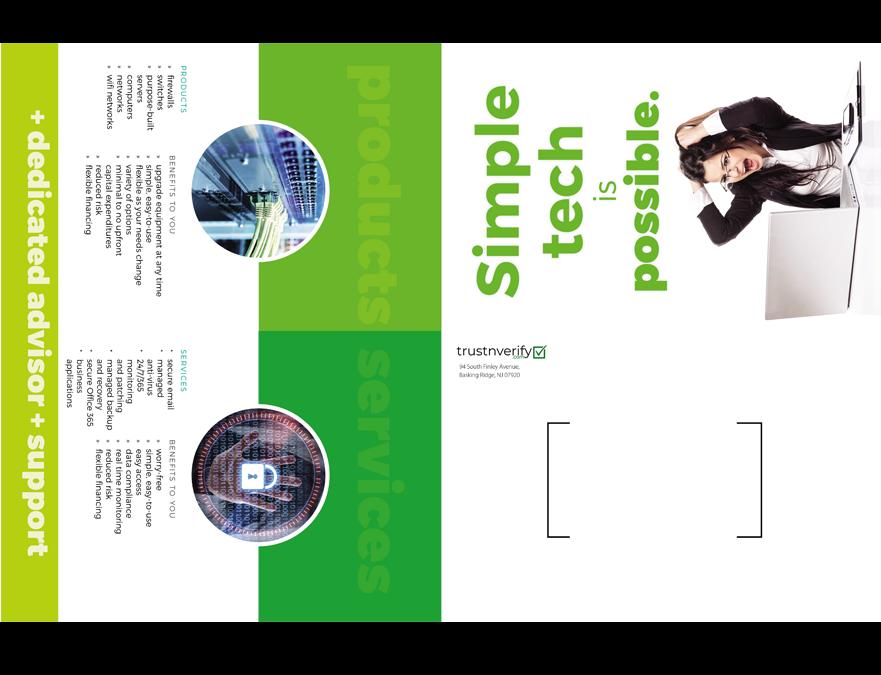 Trust-n-Verify Company Brochure